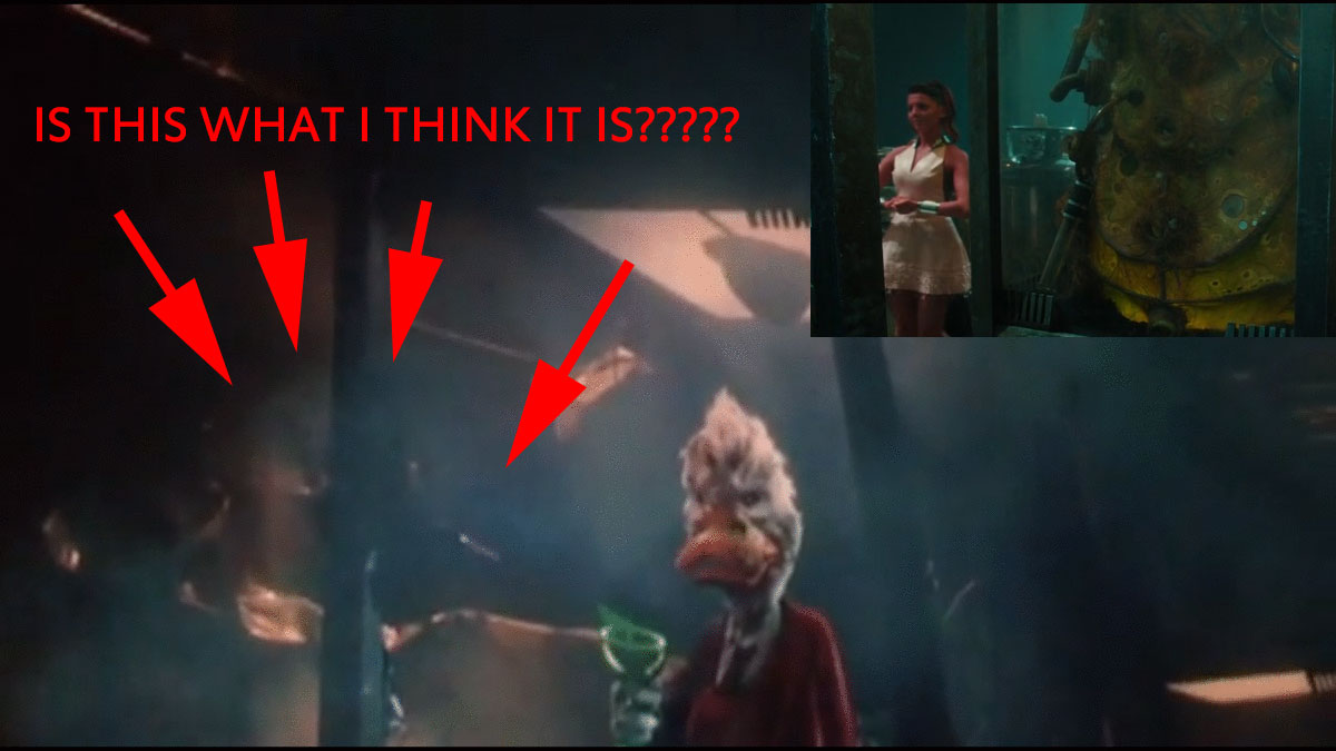 Guardians of the Galaxy Easter Egg - Broken ...